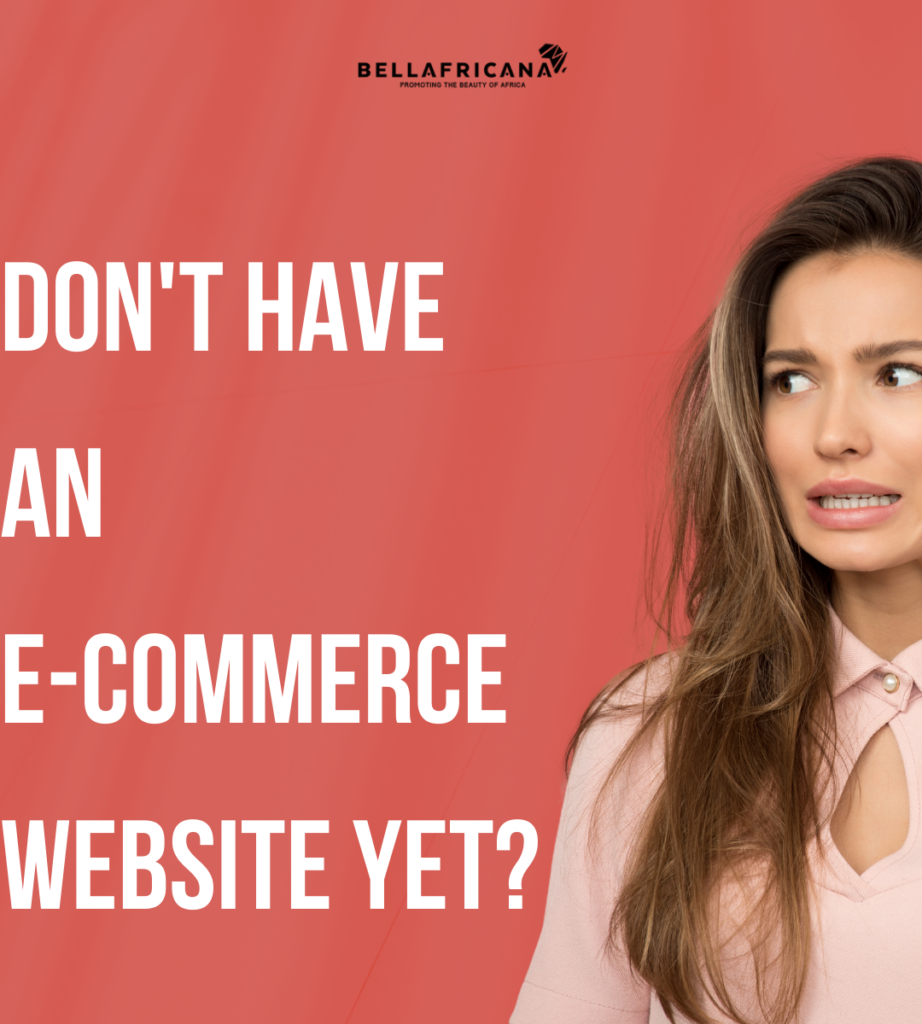 What to do when you have an E-commerce Website Yet?