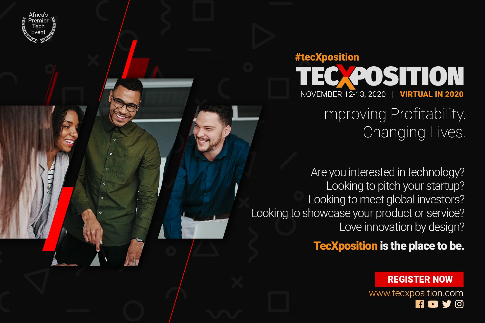 Bespectacled announces the launch of TecXposition 2020