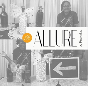 "Bellafricana Member, Proverbs Creations Launches the New ""Allure"" Collection"