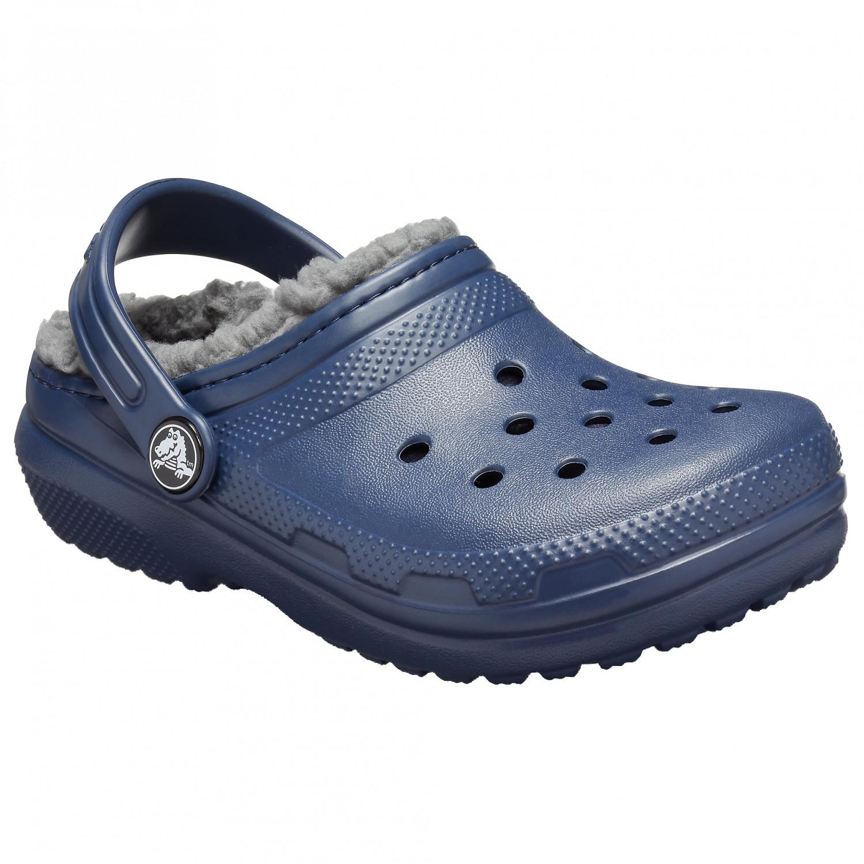 crocs-kids-classic-lined-clog-slippers